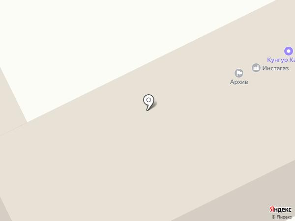 Компания по юридическим услугам и оценке на карте Перми