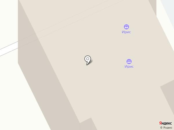 Смарт на карте Перми