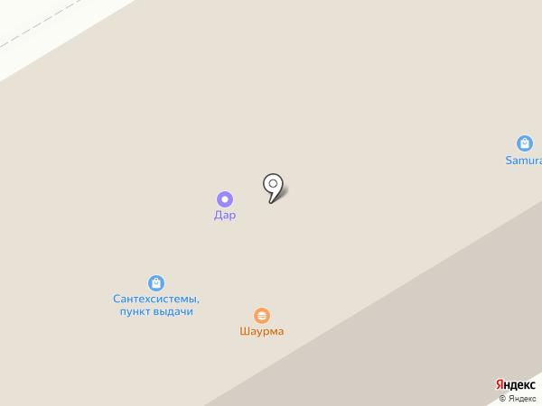 Меховая комиссионка на карте Перми