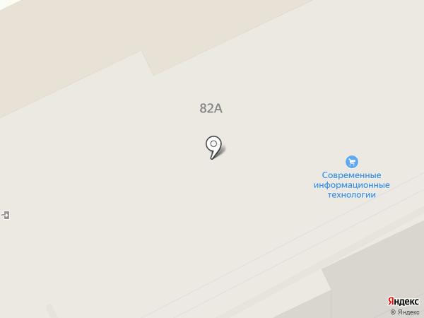 Уралстройпроект на карте Перми