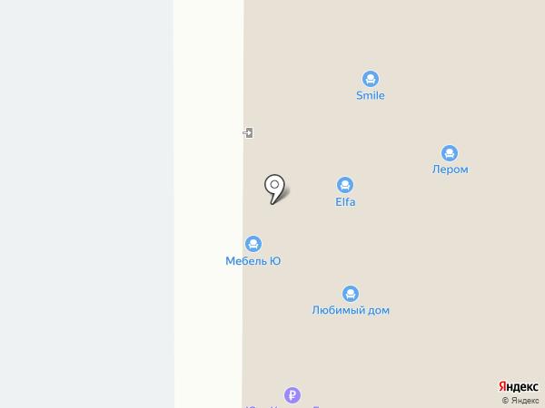 Доминто на карте Перми