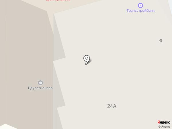 ПрофГарант на карте Перми