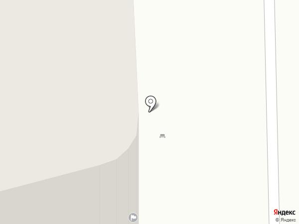 Аистенок на карте Перми