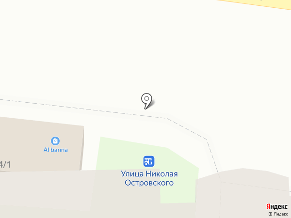 Мур-Мур на карте Перми