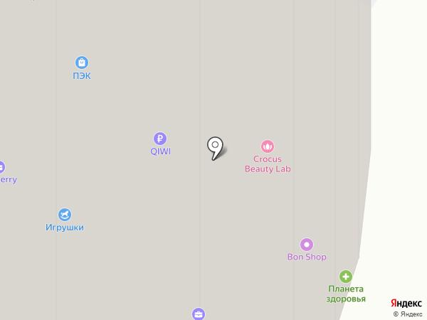 Crocus Beauty Lab на карте Перми