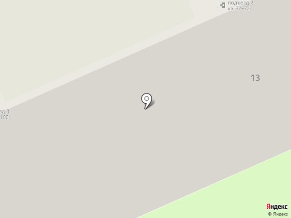 Диал-транс на карте Перми