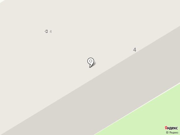 Фортуна на карте Перми