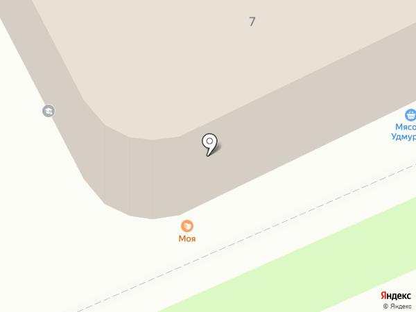 Любимая пекарня на карте Перми