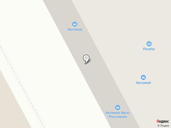 Магазин автооптики на карте Перми