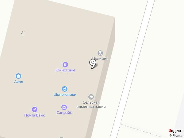 Участковый пункт полиции на карте Фролов
