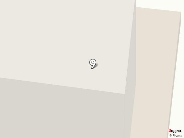 Образ на карте Перми