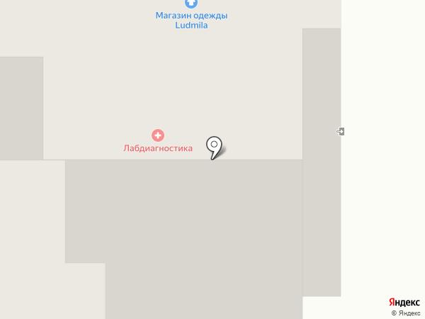 Ludmila на карте Фролов