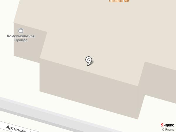 Oliv`e на карте Перми