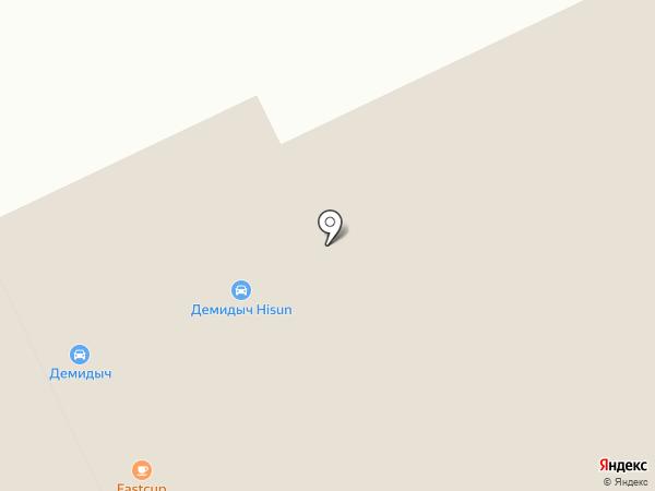 Премиум Сервис Авто на карте Перми
