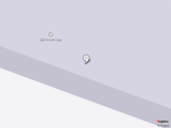 Детский сад с. Фролы на карте Фролов