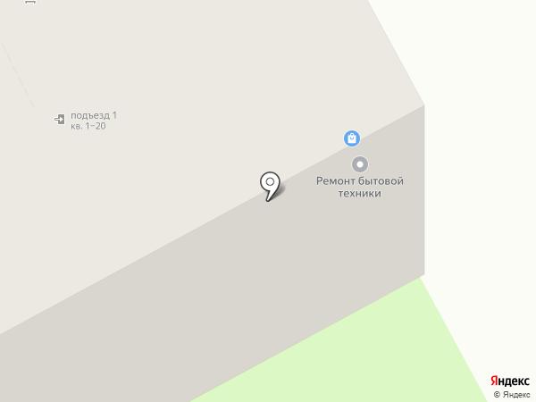 Мастер Универсал на карте Перми
