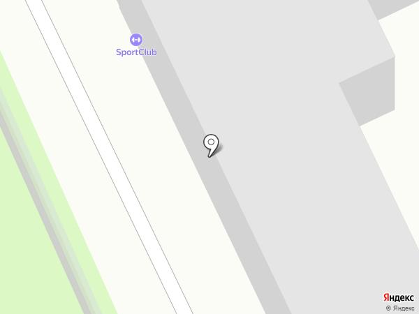 Люкс-классик на карте Перми