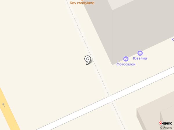 Ателье-магазин на карте Перми
