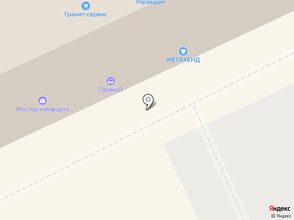 ФОНБЕТ на карте Перми