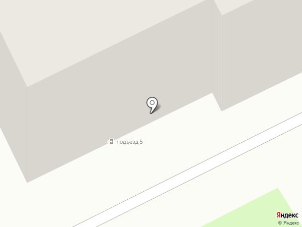 Кот Мурлыка на карте Перми