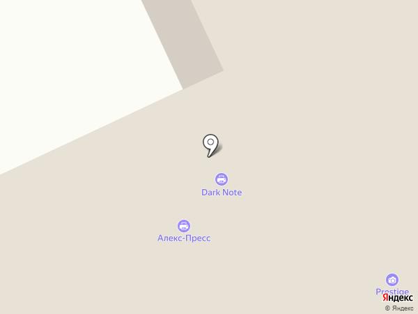 Платежный терминал, АКБ Мособлбанк на карте Перми