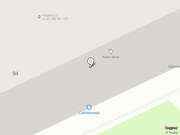 Вуаля на карте Перми