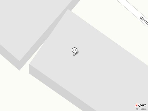 Автосервис на карте Лобаново