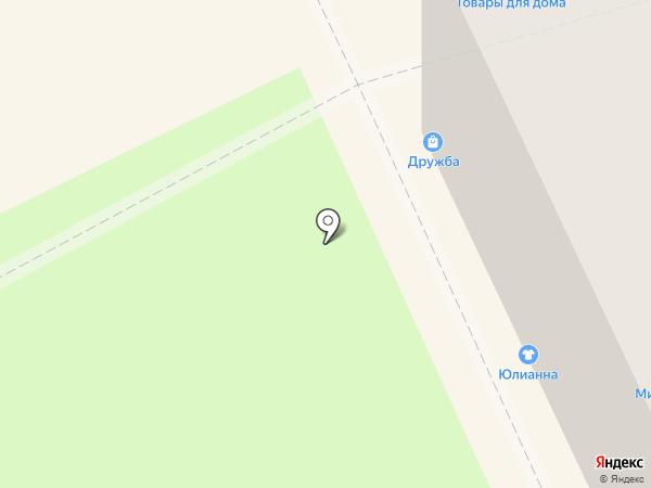 Пластилин на карте Перми