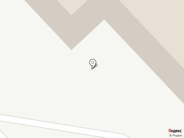 АСТАР на карте Перми