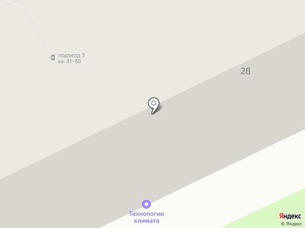 Маркет БИТ на карте Перми