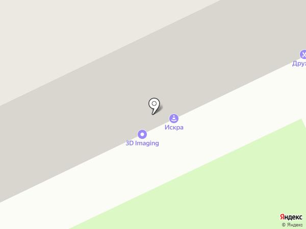 Учебный автомобильный центр, АНО на карте Перми