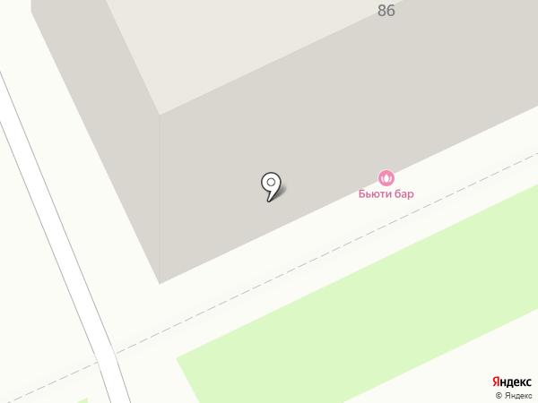 Кулинария на карте Перми