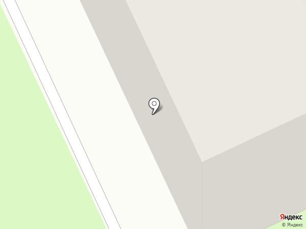 Пермский институт на карте Перми