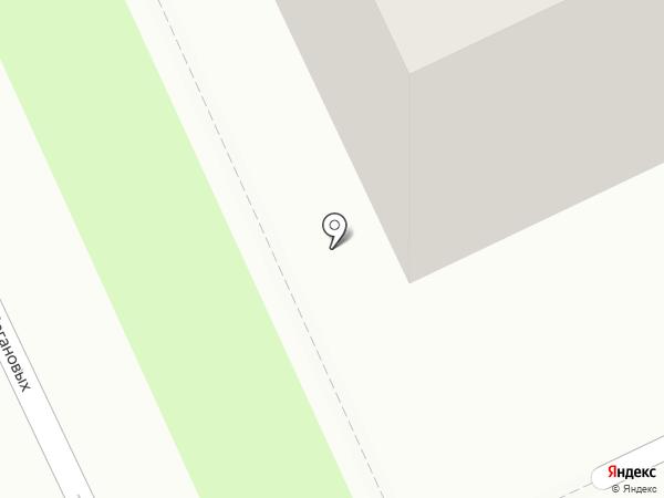 Профи М на карте Перми
