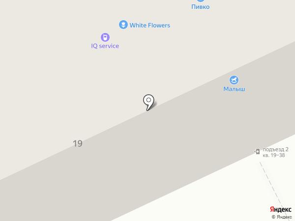 ВельВет на карте Перми