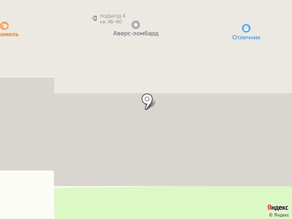 Карамель на карте Перми