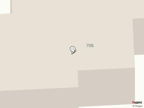 ТеплоКомСервис на карте Перми