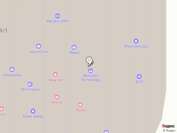 Дом мечты на карте Перми