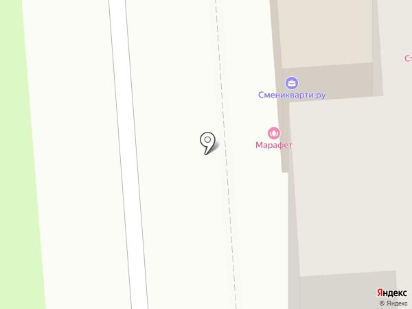 АБ-ТЕКС на карте Перми