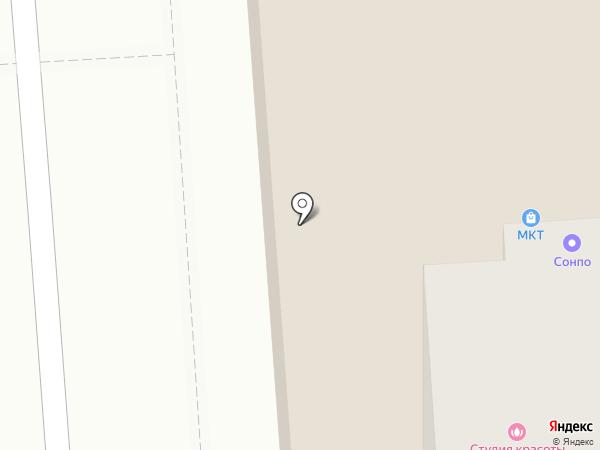 Феникс Тур на карте Перми
