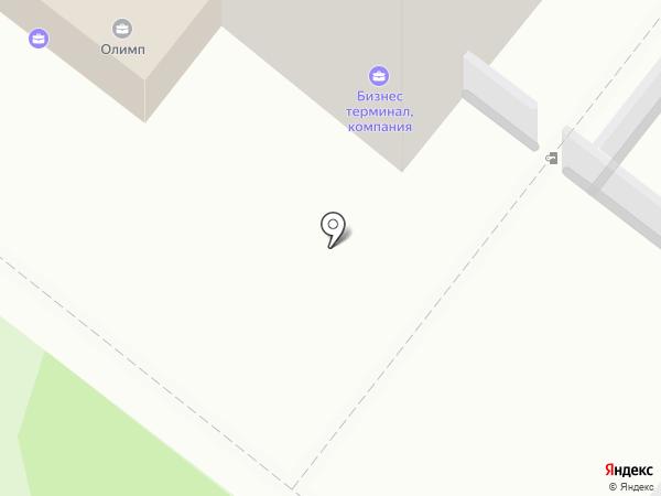 Цифра на карте Перми