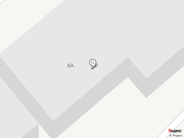 Эрдо-Пермь на карте Перми