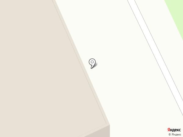 Юнайтед на карте Перми