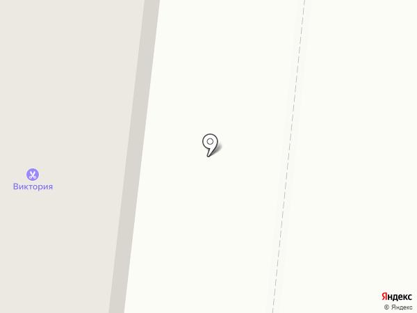 Виктория на карте Лобаново