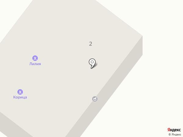 Анна на карте Лобаново