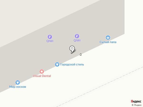 Заправка на карте Перми