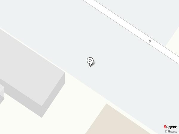 Центральный на карте Лобаново