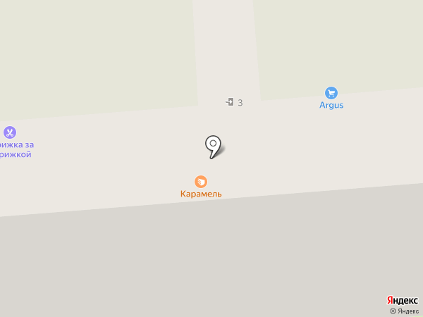 Сезам на карте Перми