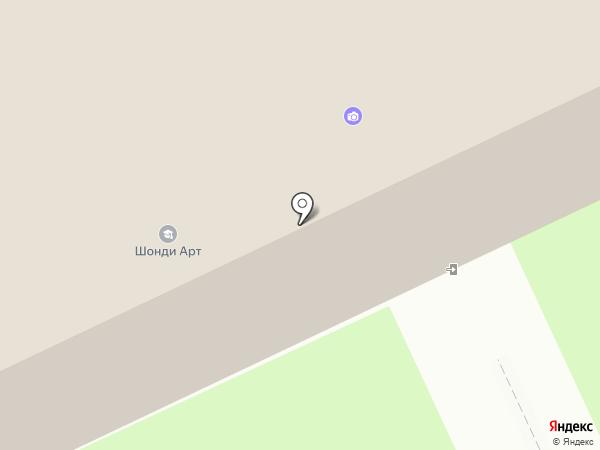 Ростелеком на карте Перми
