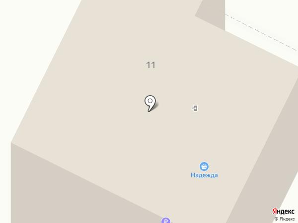 Надежда на карте Лобаново